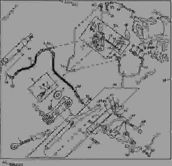 John Deere Hydraulic Pump Diagram On 4230 John Deere Wiring ... on