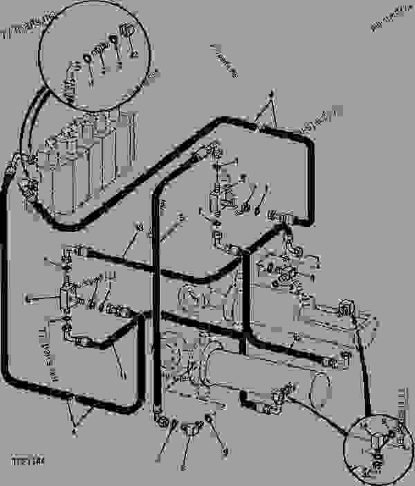 tp21144________un01jan94 John Deere A Wiring Diagram on 310 john deere tractor, 310 john deere carburetor, 310 john deere oil cooler,