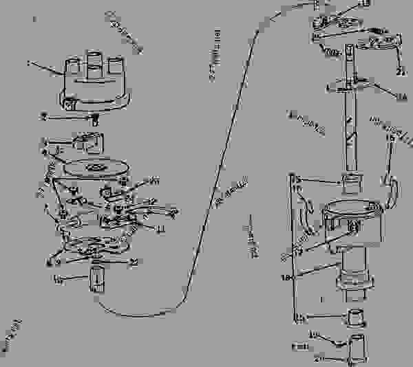 John Deere 2010 Ignition Switch Wiring Diagram from 777parts.net