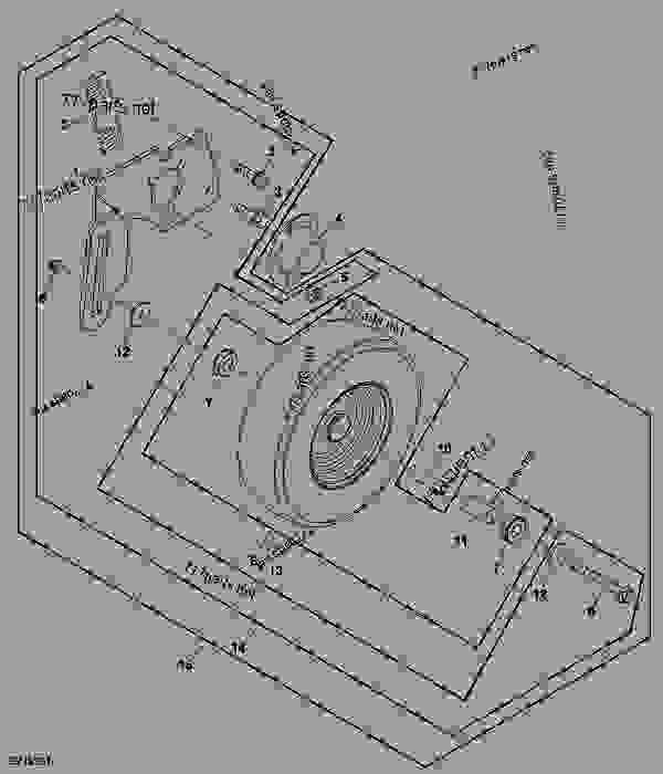 John Deere 457 Baler manual