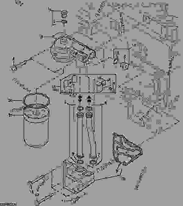 8844 oil filter
