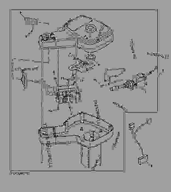 steering column and mounting  ivt w  lh reverser