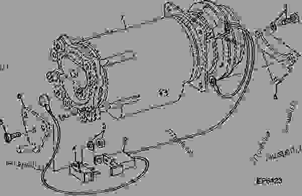 john deere 4440 air conditioning wiring diagram