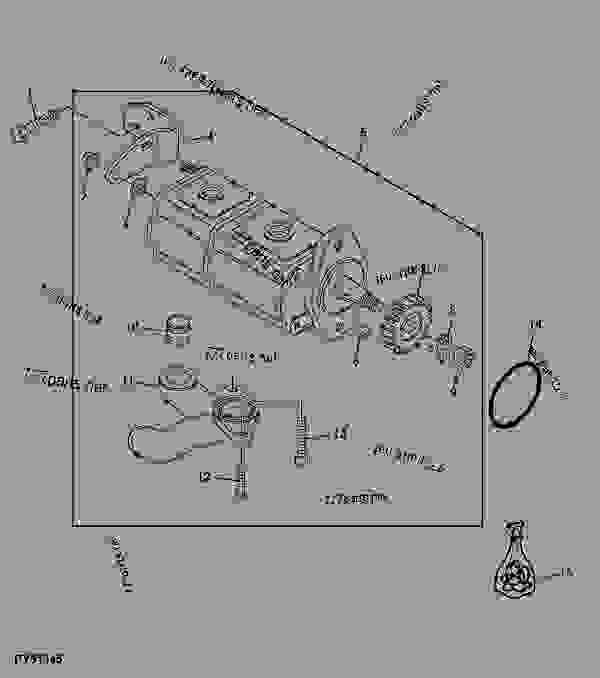 List Of Spare Parts: 5045d John Deere Fuse Box Diagram At Executivepassage.co