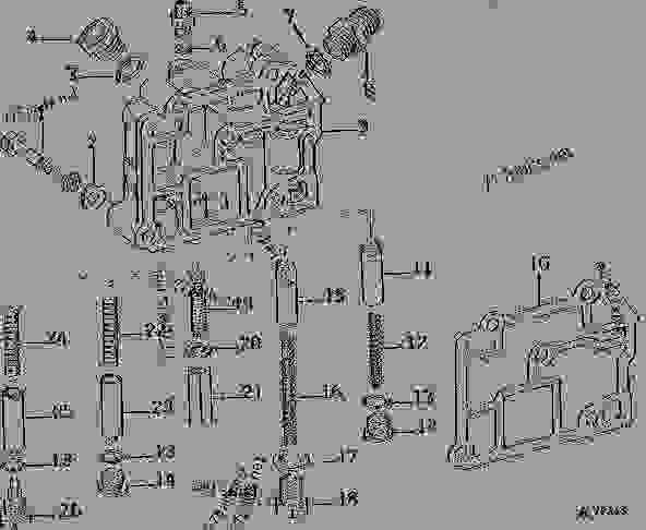John Deere 4020 Parts Diagram - Wiring Diagrams Entry on