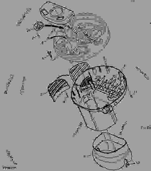 DASHCOWL UPPER TRACTOR John Deere 7230 PREMIUM TRACTOR – John Deere 7230 Fuse Box