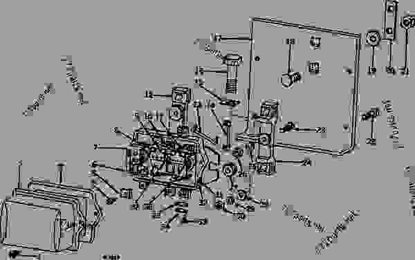 24 volt generator regulator wiring diagram generator regulator  24 volt delco remy   diesel   serial no  generator regulator  24 volt delco remy