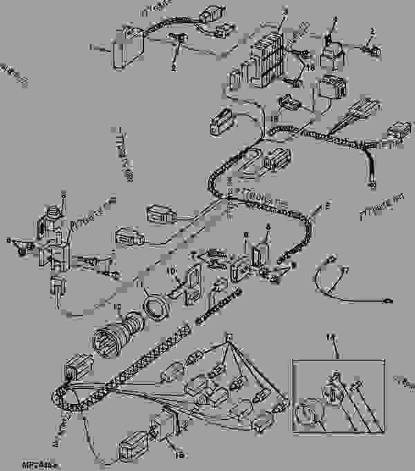 Gator 6x4 sel Wire Diagram   Wiring Diagram on