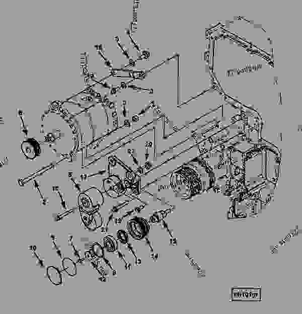alternator-mounting