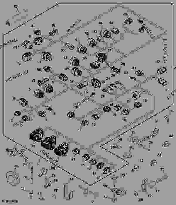 right main wiring harness - och  4  4