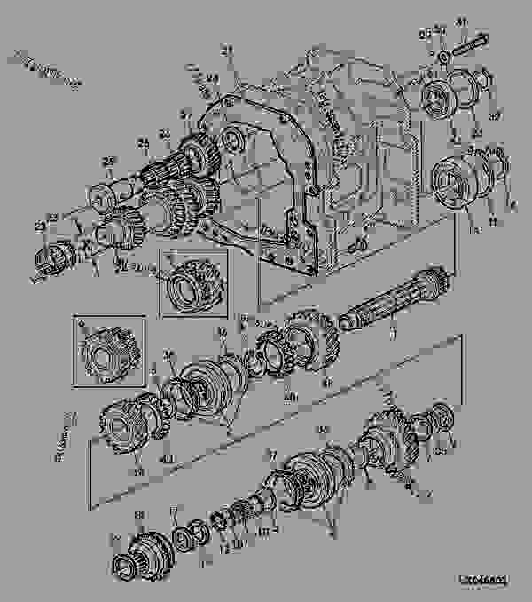 John Deere 6300l Wiring Diagrams on Transmission Wiring Diagram