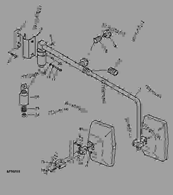 john deere 2955 wiring diagram