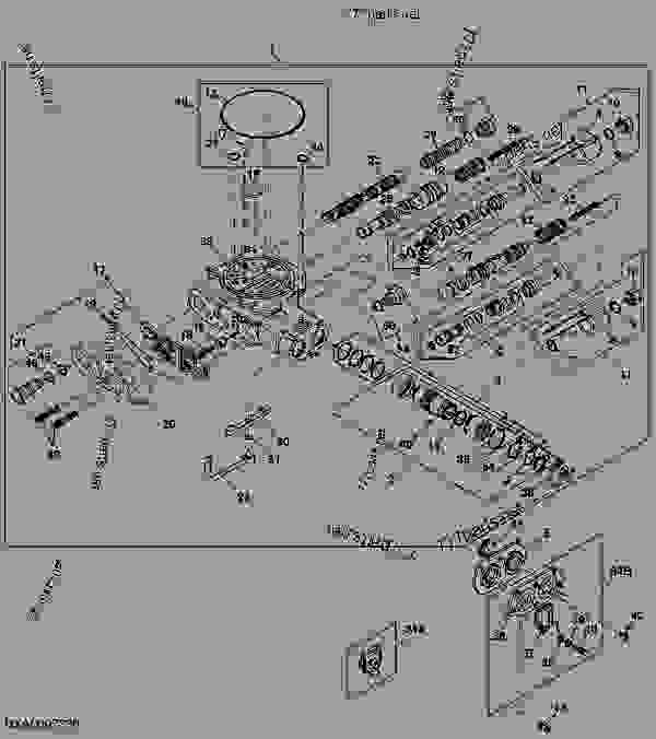 selective control valve   - 050071    - 050071