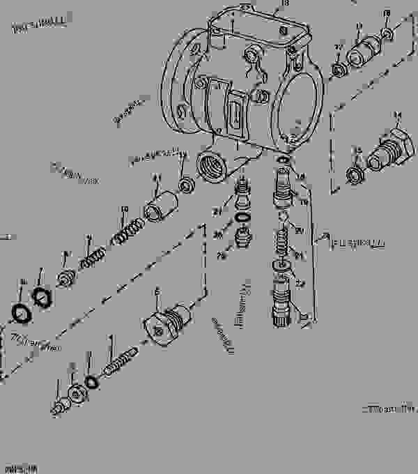 Delphi injector Pump manual