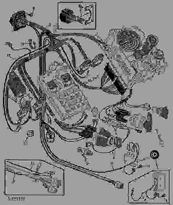 wiring harnesses-dash sg2 cab  bilux   5