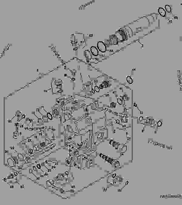 ground drive pump   - 005466