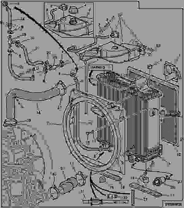 Radiator    Fan Shroud    Coolant Hoses
