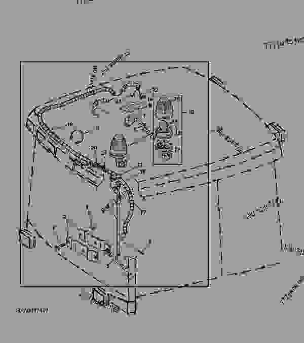 rotary beacon light kit