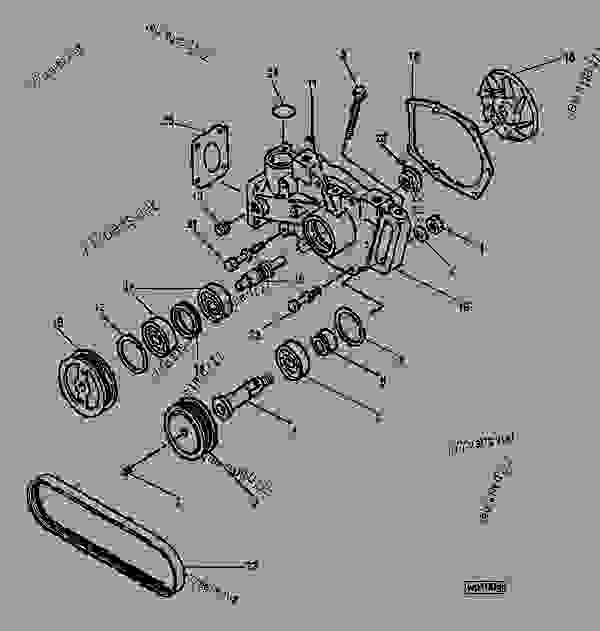John Deere Injection Pump Diagram Com