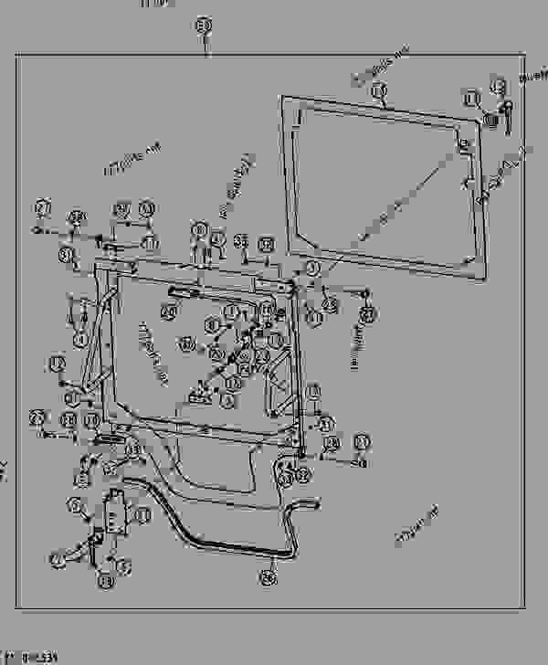 DOOR, CAB ENCLOSURE KIT - LOADER, SKID-STEER John Deere ... on john deere ct322 solenoid, john deere ct322 fuel system, john deere ct322 specifications, john deere ct322 fan belt, john deere ct322 door, john deere ct322 schematics,