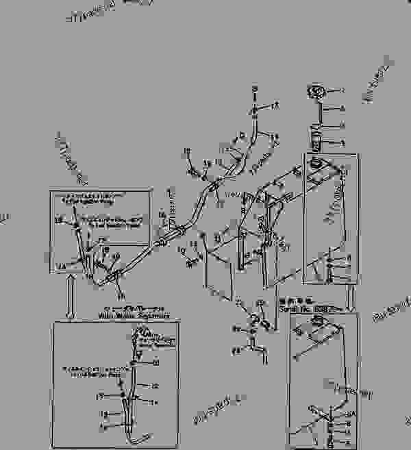 D21a komatsu dozer parts manual