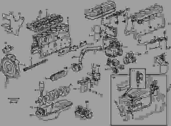 Volvo D12 Engine repair Manual